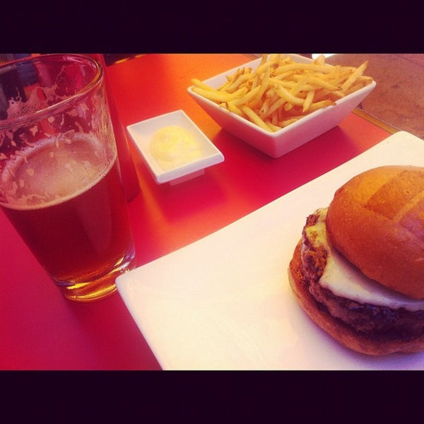 Photo taken at Umami Burger by Coolassmike B. on 8/31/2012