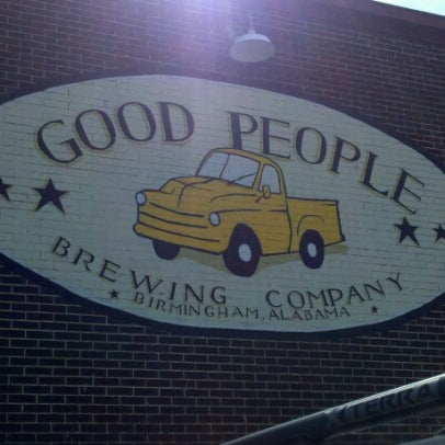 Photo taken at Good People Brewing Company by Jess ⚓ on 7/10/2012