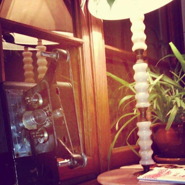 Photo taken at Kino Pod Baranami by Karolina M. on 4/17/2012