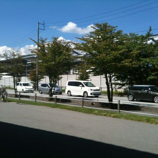Photo taken at アディダス ファクトリーアウトレットショップ軽井沢 by Hiroshi N. on 8/27/2012