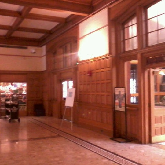 Photo taken at Amtrak: Harrisburg Transportation Center (HAR) by Dominique S. on 8/13/2012