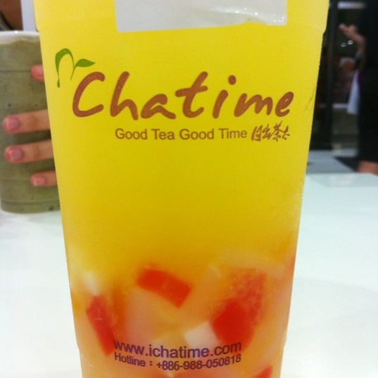 Photo taken at Chatime by Timothy K. on 2/22/2012