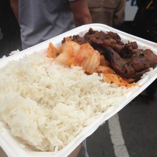 Korean Fried Rice Food Truck