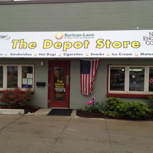 Food Places In Depot Town