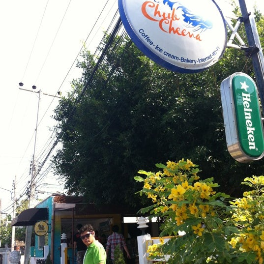 Photo taken at Chub-Cheeva by beboy z. on 4/29/2012