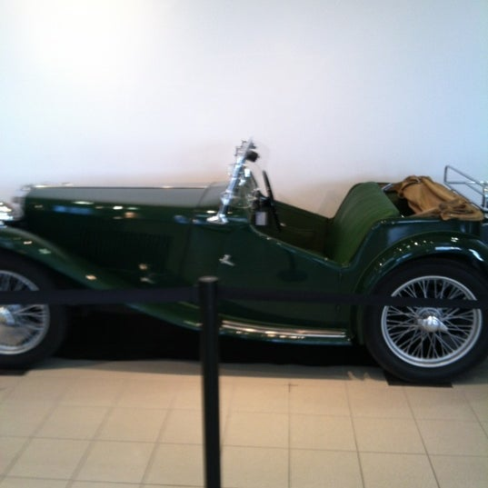 Photo taken at The Antique Automobile Club of America Museum by Ted N. on 5/20/2012