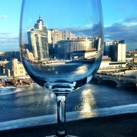 Снимок сделан в Москва City пользователем Nataly 3/3/2012
