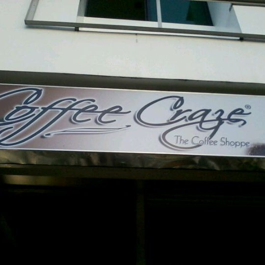 Photo taken at Coffee Craze by Jhay N. on 2/28/2012