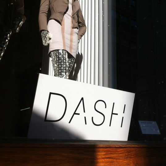 Photo taken at Dash NYC by Javier L. on 3/17/2012