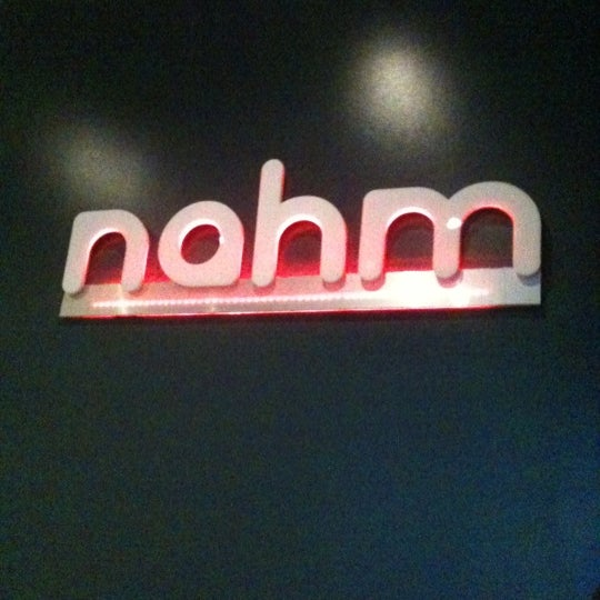 Photo taken at Nahm Thai Kitchen by Joe D. K. on 4/11/2012