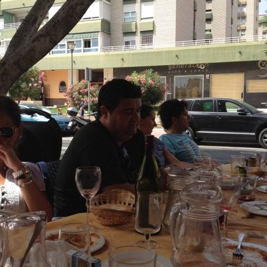 Restaurante juanito juan marisquer a en m laga este for Juanito makande malaga