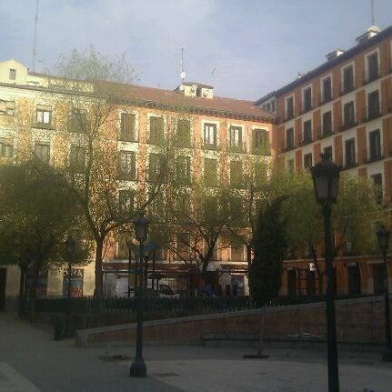 Photo taken at Plaza del Dos de Mayo by Bárbara A. on 3/31/2012