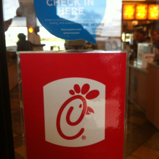 Photo taken at Chick-fil-A by Walt on 6/12/2012
