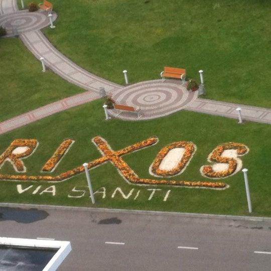 Снимок сделан в Rixos Prykarpattya пользователем Lena G. 6/2/2012