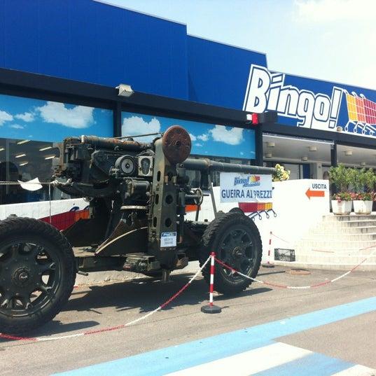 Foto scattata a Bingo Supermercati da Alessandro O. il 7/5/2012