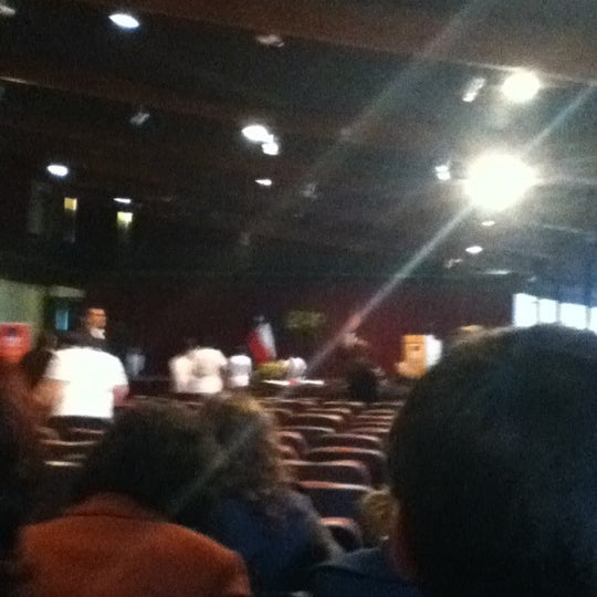 Foto tomada en Universidad Andrés Bello por Romina el 8/17/2012