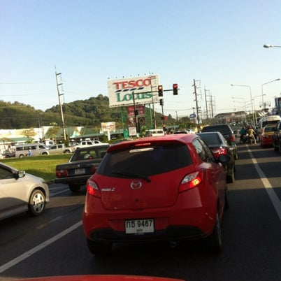 Photo taken at Lotus Intersection by S🅰f🅰®i ☀. on 9/3/2012