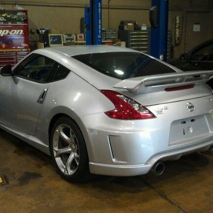 Photo Taken At Girard Nissan By Justin G. On 5/22/2012