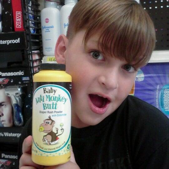 Photo taken at Walmart Supercenter by Ashley R. on 6/9/2012