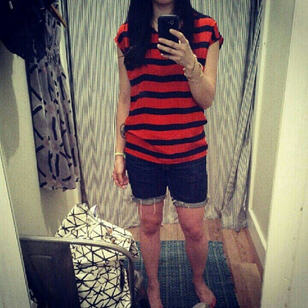 Photo taken at Madewell by AC on 5/24/2012