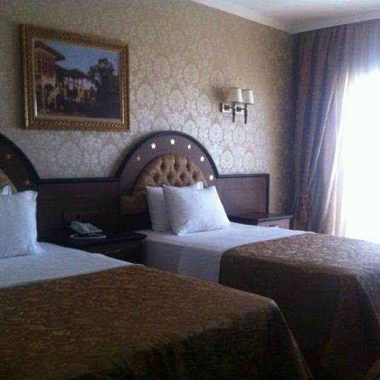 6/9/2012 tarihinde Nataly Roufziyaretçi tarafından Harrington Park Resort Hotel'de çekilen fotoğraf