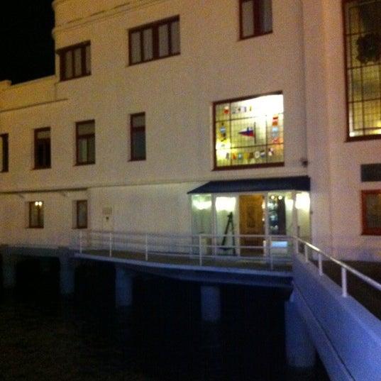 Photo taken at Real Club Marítimo de Santander by Julio P. on 9/5/2012
