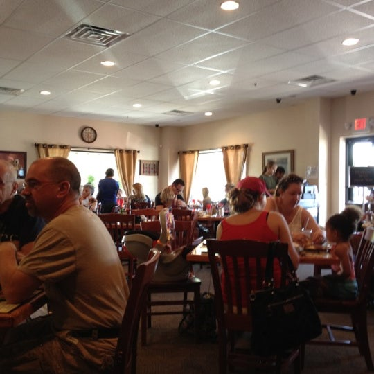 Photo taken at Ranch House Grille by Kerry B. on 7/21/2012