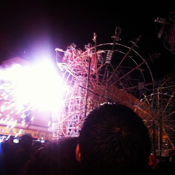 Photo taken at Feria de Xaltocan, Xochimilco by Paulina H. on 2/13/2012