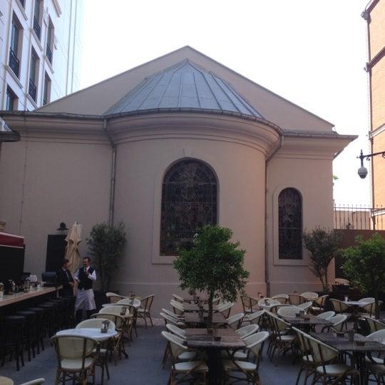 6/24/2012 tarihinde Meg N.ziyaretçi tarafından Rixos Pera Istanbul'de çekilen fotoğraf