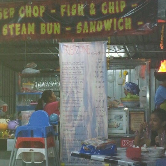 Their Chicken Chop and Fish n Chip is marvellous...simply the best in town...And also don't forget to try their Salmon Grilled...so juicy...