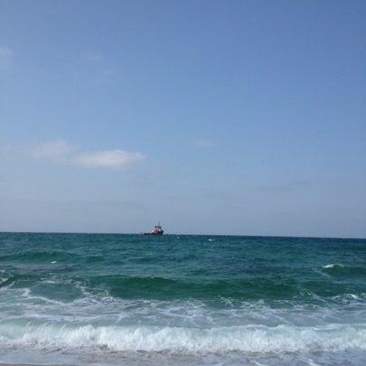 8/8/2012 tarihinde Dilan K.ziyaretçi tarafından Karaburun Plajı'de çekilen fotoğraf