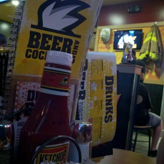 Photo taken at Buffalo Wild Wings by Billy Z. on 9/1/2012