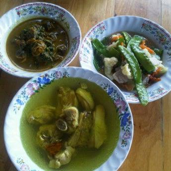 Photo taken at ข้าวแกงนครศรี by Jittikorn R. on 6/27/2012