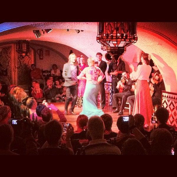Photo taken at Palacio del Flamenco by Abdulaziz A. on 5/7/2012