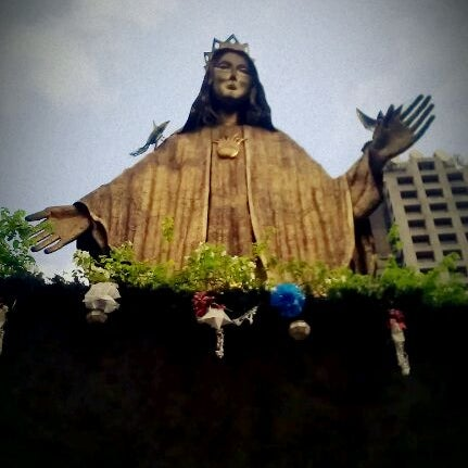 the edsa shrine On the 28th anniversary of the edsa people power revolt, both edsa veterans and the younger generation discovered the ultimate irony – the edsa shrine, dedicated to.