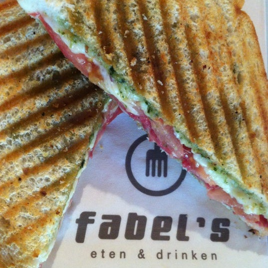Photo taken at Fabel's by Edward L. on 7/14/2012