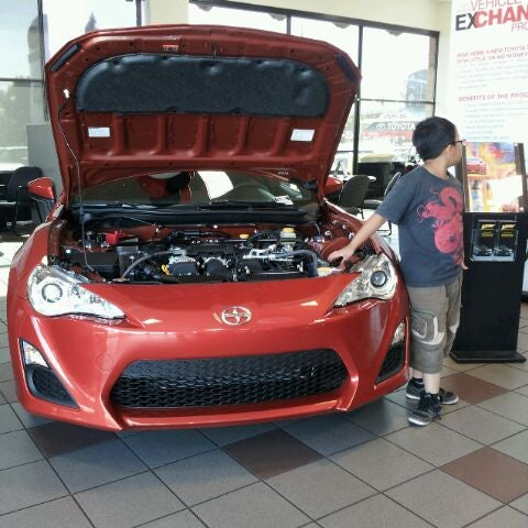 Photo taken at DCH Toyota of Simi Valley by Jeree R. on 6/8/2012
