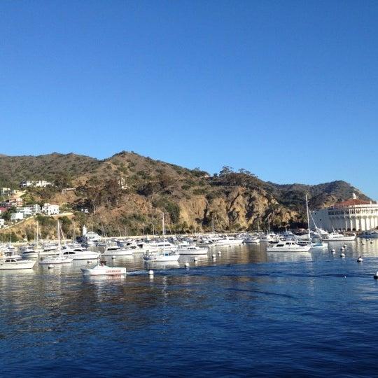 Photo taken at Santa Catalina Island by Zach B. on 6/27/2012