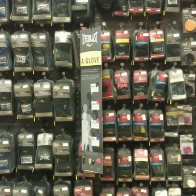 Photo taken at Modell's Sporting Goods by K M. on 4/2/2012