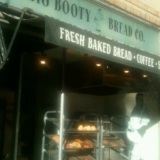 Photo taken at Big Booty Bread Co. by TASH* on 9/11/2012