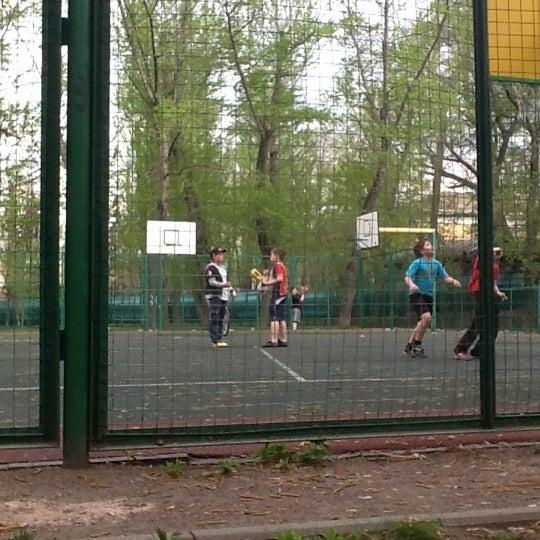Снимок сделан в Щемиловский детский парк пользователем Анатолий Я. 4/29/2012