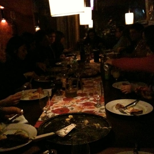 Photo taken at La Fiamma by Mauricio G. on 7/6/2012