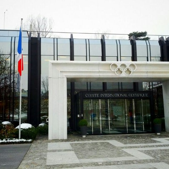 Photo taken at International Olympic Committee by Omid A. on 2/2/2012
