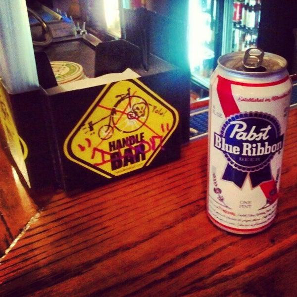 Photo taken at HandleBar by MC M. on 5/4/2012