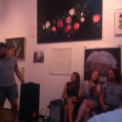 Photo taken at Culture Fix by Rachel F. on 8/23/2012