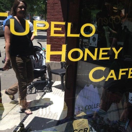 Photo taken at Tupelo Honey by Steve on 5/11/2012