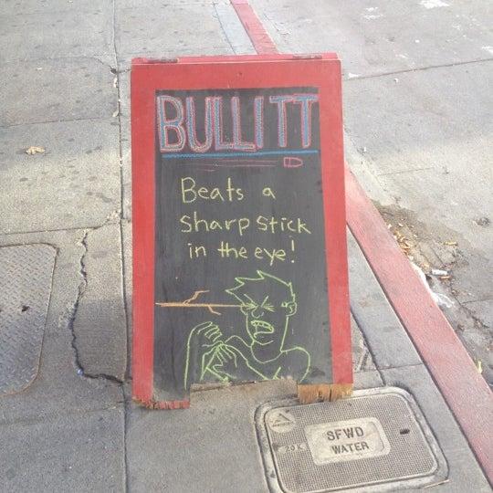 Foto diambil di Bullitt oleh Becca B. pada 8/29/2012