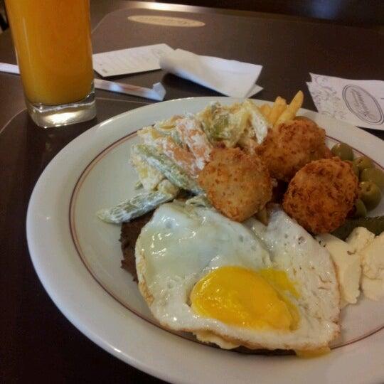 Photo taken at Restaurante Gourmet by (((GRL))) on 6/8/2012