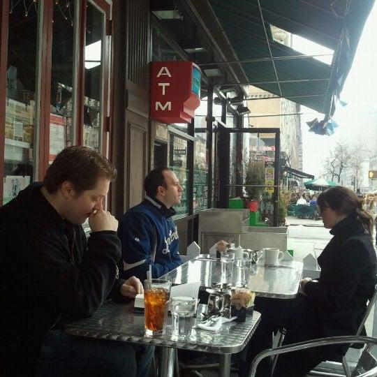 Photo taken at Good Enough to Eat by Marleine P. on 3/18/2012