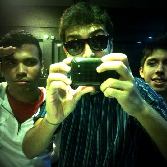 Photo taken at Fire Club by Rodrigo B. on 3/15/2012